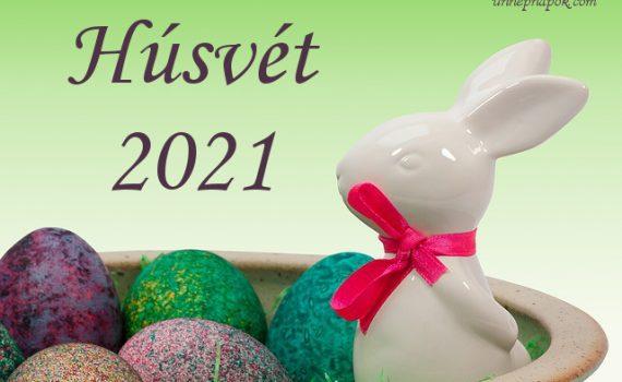 mikor van katolikus húsvét 2021-ben