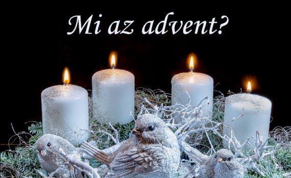 mi az advent