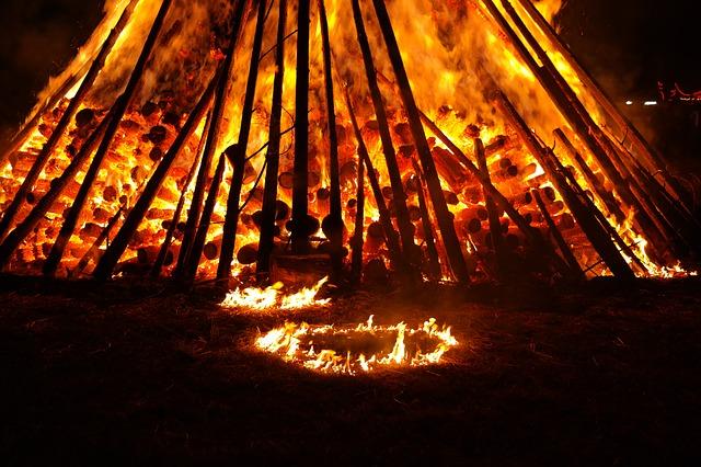 nyári napforduló tűzünnep