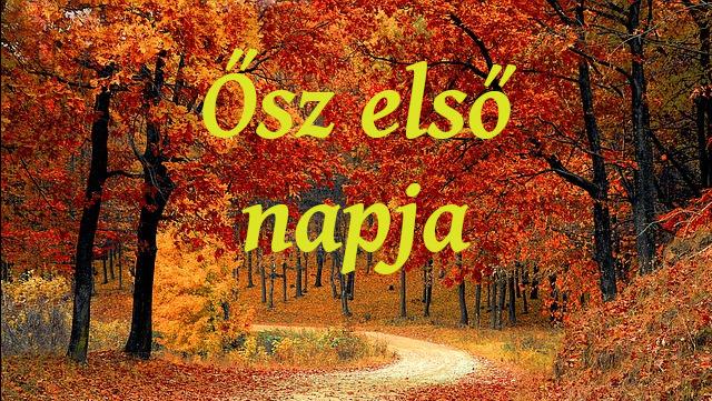 ősz első napja